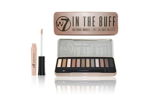 Bling Bling with Changmakeup  số 2 - Bảng phấn mắt W7 In the Buff