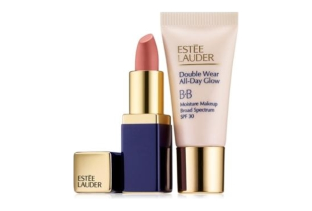 Estee Lauder  Estee Lauder All Day Glow + Sculpted Lips  gr