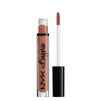Nyx Lingerie Liquid Lipstick - 04 Ruffle Trim