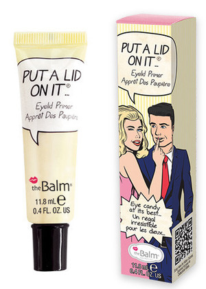 The Balm Put A Lid On It - Eyelid Primer