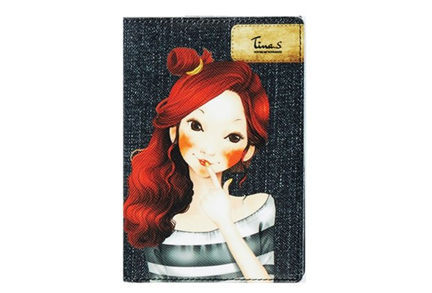 Fascy WAVE Tina Passport Case