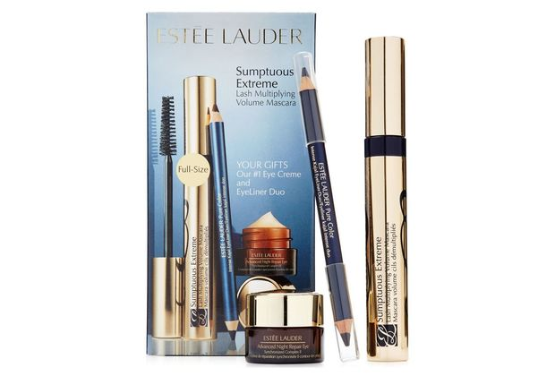 Estee Lauder Eye Cream  Eyeliner Duo Gift set