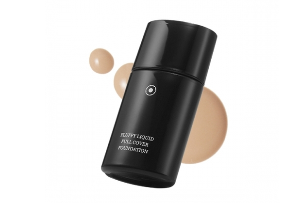 Clematis Fluffy Liquid Full Cover Foundation #23 Natural