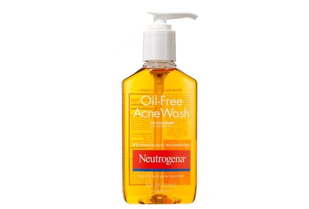 Neutrogena Oil-Free Acne Wash 269ml