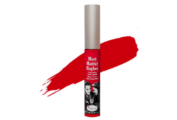 The Balm Meet Matte Hughes Liquid Lipstick -  Devoted