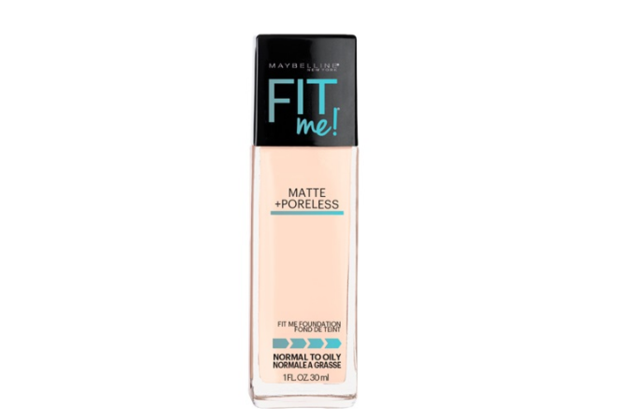 Maybelline Fit Me Matte + Poreless (To Oily Skin) -  112 NATURAL IVORY