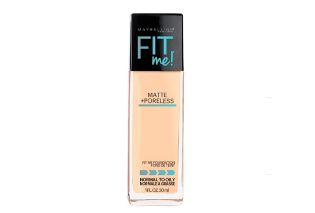 Maybelline Fit Me Matte + Poreless (To Oily Skin) -  128 WARM NUDE