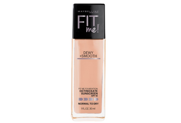 MAYBELLINE FIT ME DEWY + SMOOTH (TO DRY SKIN) - 130 BUFF BEIGE