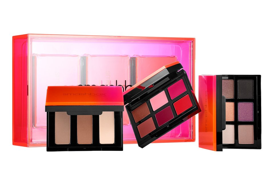 Smashbox Light it up 3 Palette Set: Eye Contour Lips