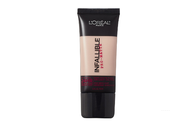 L'oreal Infallible Pro-Matte 24HR Foundation -  Shell Beige 102