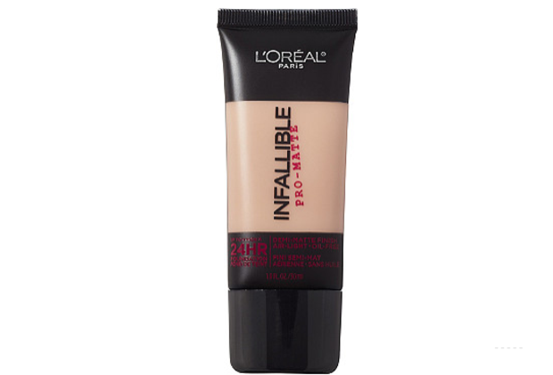 L'oreal Infallible Pro-Matte 24HR Foundation -  Natural Buff 103