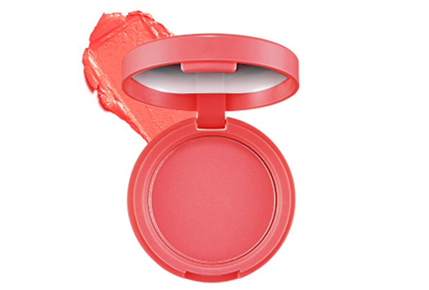 Aritaum Sugar Ball Cushion Blusher -  04 Juicy Peach