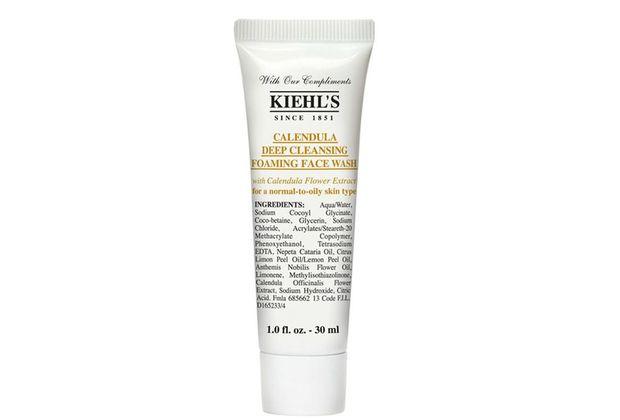 Kiehl's Calendula Deep Cleansing Foaming Face Wash 30 ml