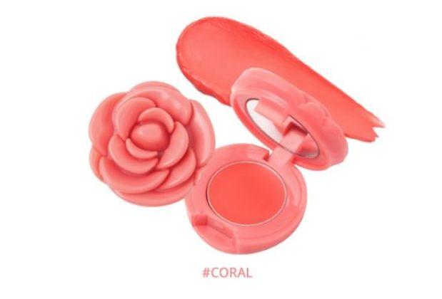 3CE POT LIP -  Coral