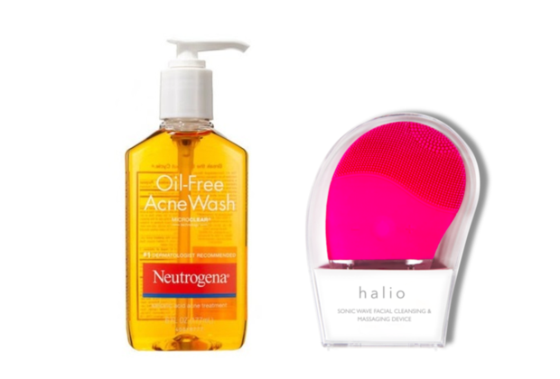 ONE-STEP CLEANSING 2 (Hot Pink)