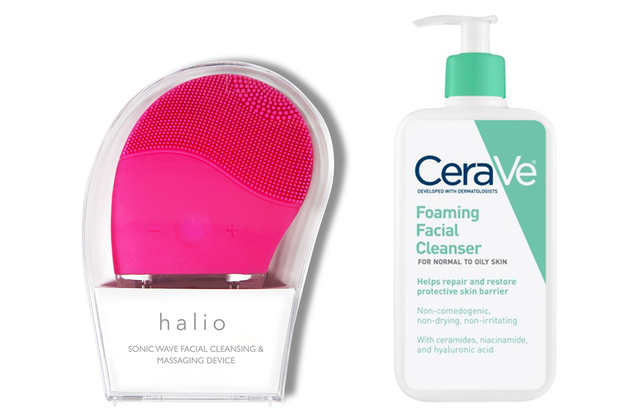 ONE-STEP CLEANSING 3 (Hot Pink)