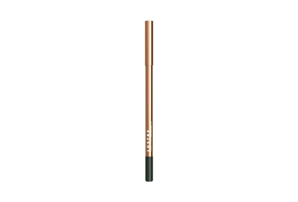 Lustre Ultimate Eyeliner Professional Line - Deep Green Metallic