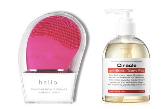 One-Step Cleansing (Hot Pink)